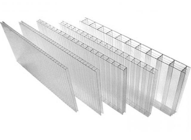 Тип покрытия навеса поликарбонат